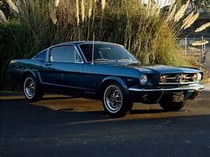 Ford Mustang Fastback 1965 : 1965 ford mustang fastback 139275 ~ Dode.kayakingforconservation.com Idées de Décoration