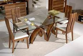 Dining Set Bench Style by 20 Amazing Glass Top Dining Table Designs