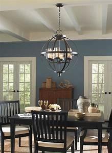 Chandelier Inspiring Bronze Dining Room Chandelier Oil