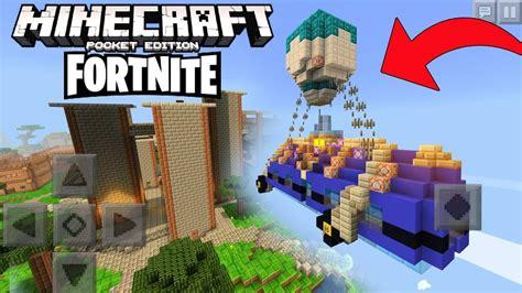play fortnite  minecraft pocket edition xbox