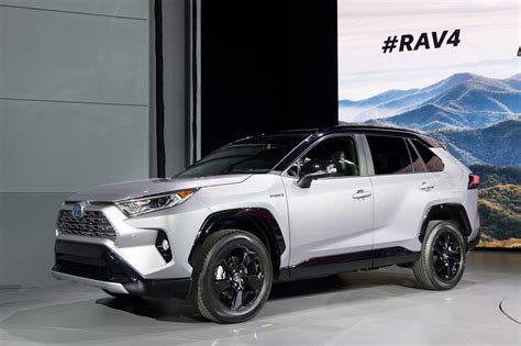 Toyota Rav 4 New all new toyota rav4 revealed in new york car magazine