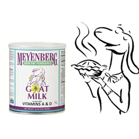 Meyenberg Non Goat Milk 340gr health food specialists brands products meyenberg goat