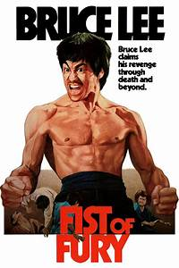 Fist of Fury (1972) - Posters — The Movie Database (TMDb)