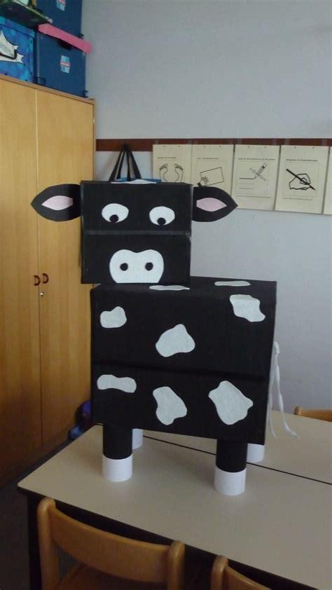 box animal craft  kids crafts  worksheets