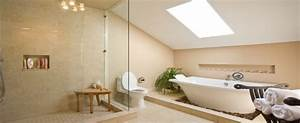 Loft wet room interior design ideas the home design for Interior design wet rooms