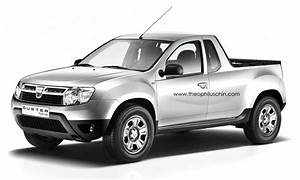 Pick Up Renault Dacia : photo dacia duster pick up imagined autoevolution ~ Gottalentnigeria.com Avis de Voitures