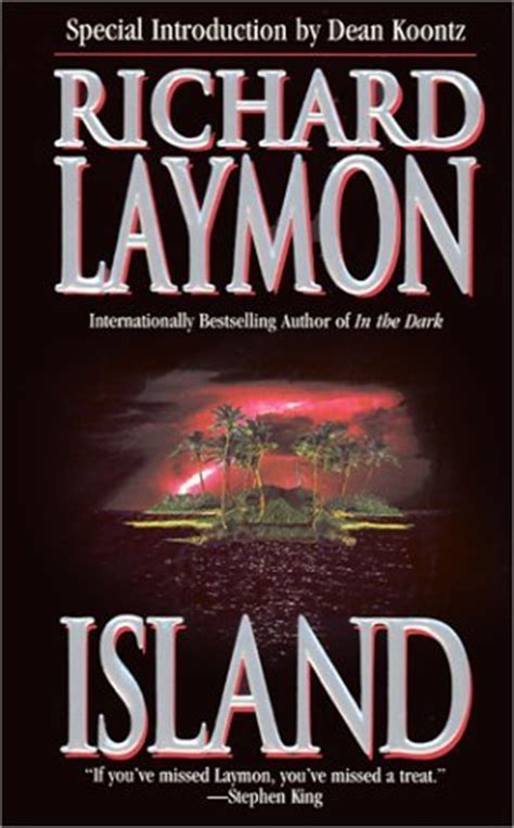 island  richard laymon reviews discussion bookclubs