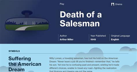 death   salesman study guide  hero