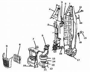 Electrolux El8502a Upright Vacuum Parts