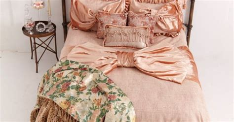 shabby chic velvet blanket velvet bedding decor blush silk tweed comforter shabby chic stunners pinterest