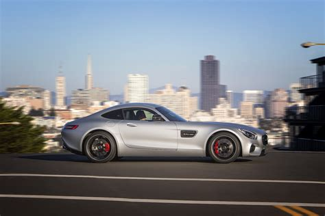 2016 Mercedes-Benz AMG GT Review, Ratings, Specs, Prices ...