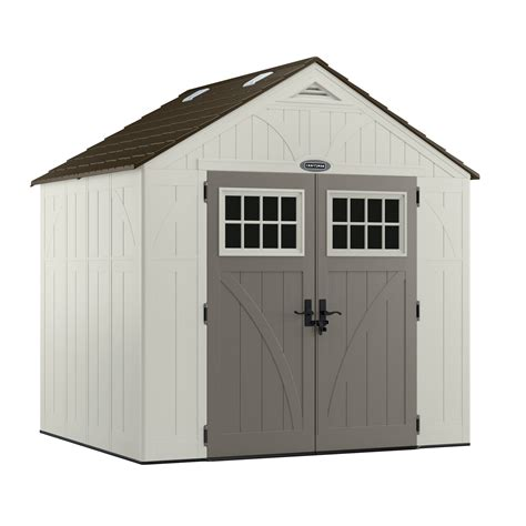 vertical storage shed sears craftsman utility shed 34 cu ft store it right with sears