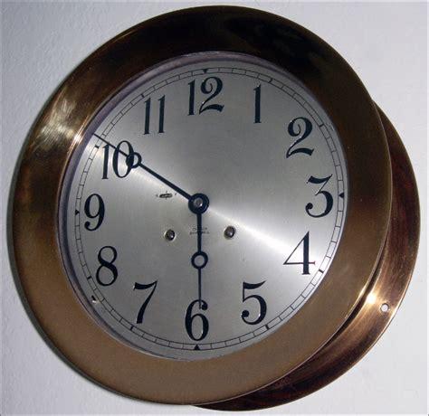 chelsea ships clock chelsea clock company history antique clocks we 2138