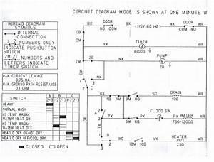 Ge Nautilus Dishwasher Wiring Diagram