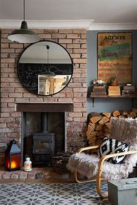 50, Stunning, Exposed, Brick, Wall, Ideas, For, Interior, Designs