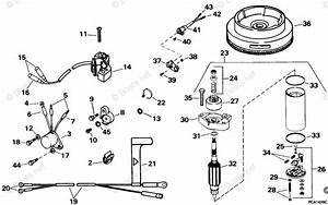 Evinrude Outboard Rigging Parts  U0026 Controls By Year 1998 Oem Parts Diagram For Tiller Electric