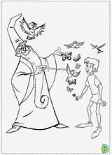 Sword Coloring Stone Disney Merlin Lei Colouring Sheets Espada Colorir Era Dinokids Colorare Desenhos Spirit Aladdin Template Adult Disegni Paintings sketch template