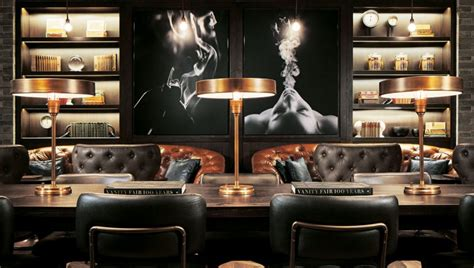 Montecristo Cigar Bar Is Las Vegas' Newest, Offering More Rustic Kitchen Chandeliers Islands Very Small Galley Ideas Chic Kitchens Healthy Urban My Cottage Narrow Cabinets For Sale