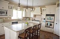kitchen colors for white cabinets Paint Colors in My Home - Sita Montgomery Interiors