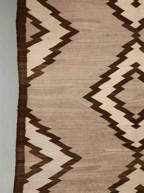 antique navajo indian ganado rug   stock   plank