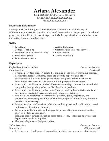 Gamestop Resume by Gamestop Sales Associate Resume Sle Southwest Ranches