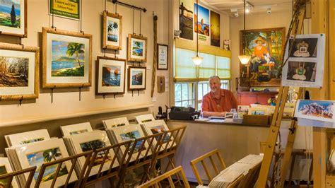 lanai art hawaii paintings  mike carroll