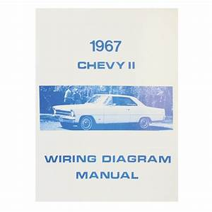 1967 Chevrolet Wiring Diagram
