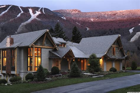 Hgtv Dream Home 2011 In Stowe, Vermont On Sale For