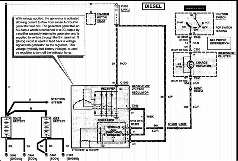 Ford Diesel Engine Wiring by I Need A Wiring Diagram For A 97 F350 7 3 Powerstroke With