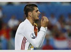 Alvaro Morata confirms Manchester United interest before