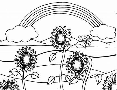 Verano Dibujos Colorear Imprimir