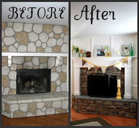how to redo a fireplace 20 best images about fireplace redo ideas on