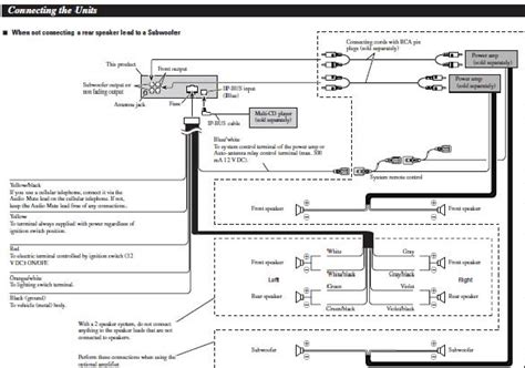 Need Wiring Diagram For Pioneer Deh