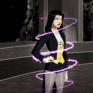 YJ Zatanna | Young Justice | Pinterest