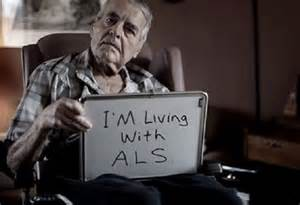 People with Als Disease