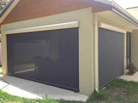 outdoor blinds for patio outdoor blinds perth awnings