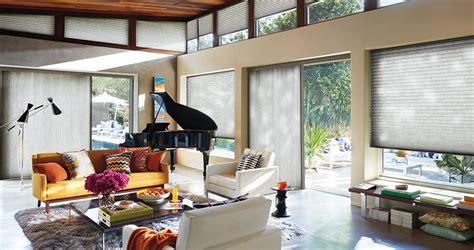 window treatments  patio sliding glass doors hunter douglas
