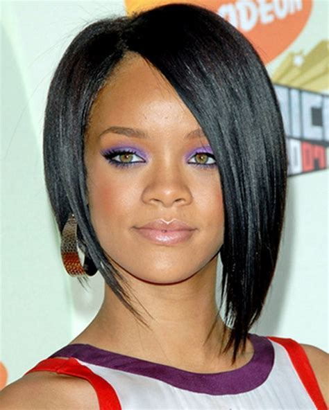 medium length haircuts black women