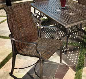 Patio Furniture Set By Gensun Bel Air Pelican Patio Store