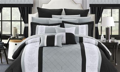 15374 inspirational groupon bed and breakfast marlington comforter set 24pc groupon goods