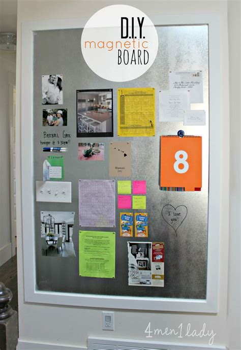 home office organization ideas erase board magnets