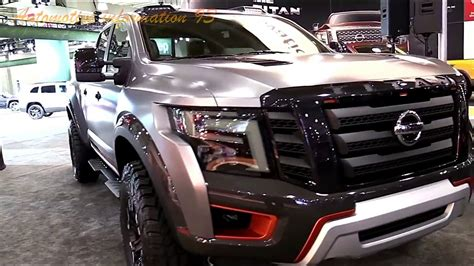 nissan titan warrior truck   top diesel youtube