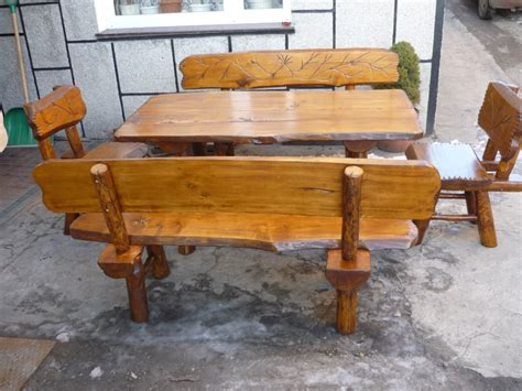 benches wooden garden furniture for sale