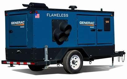 Flameless Heaters Mobile Heater Mac 750f Generac