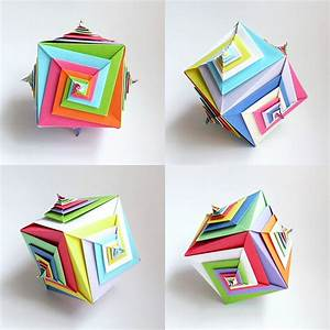 Multicolour Spiral Faced Cube  T  Fuse
