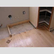 10k Kitchen Remodel Cabinet Install & Kickplate Drawers
