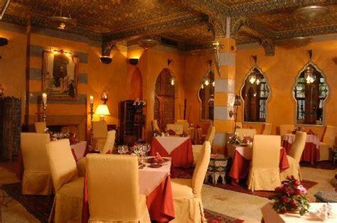 moroccan restaurant picture of la maison arabe marrakech tripadvisor