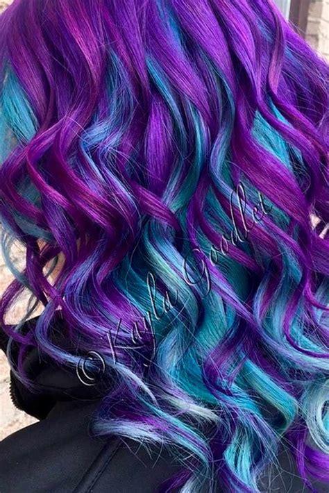 Best 25 Best Purple Hair Dye Ideas On Pinterest