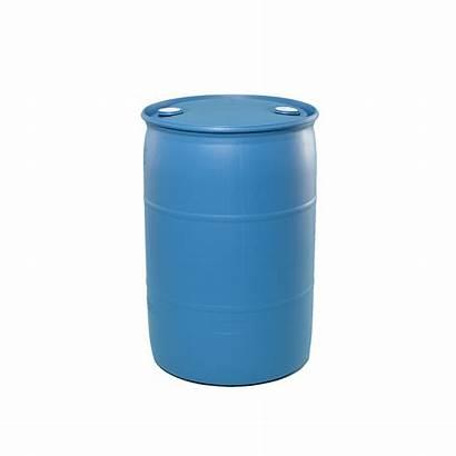Plastic Drum Gallon Tight Head 55 Caps