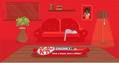 Kat Kit Chunky Gifs Lights Behance